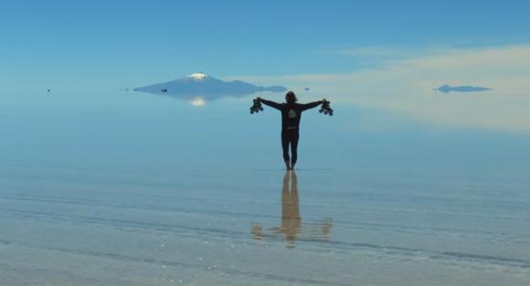Ewelina Czapla in Bolivia - Video