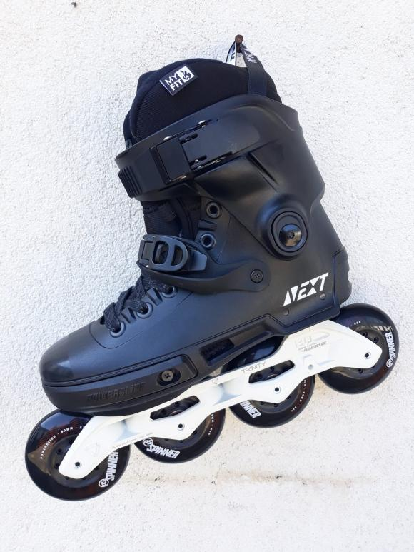 Powerslide - Next - Boot Only już dostępne
