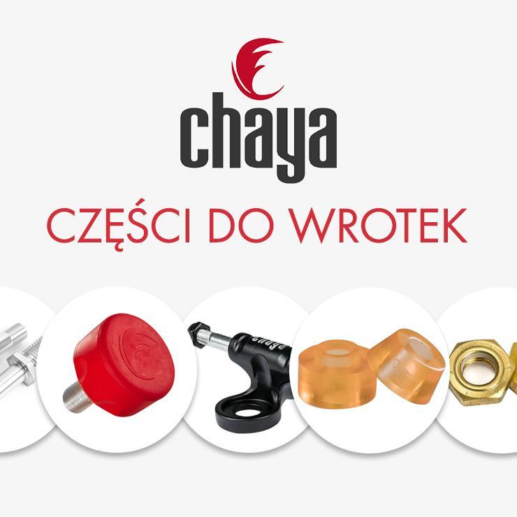 Części zamienne do wrotek Chaya