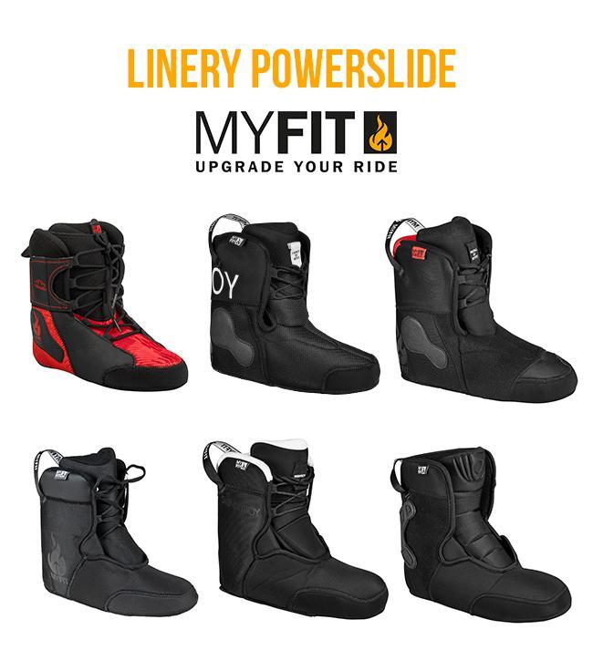 Linery Powerslide MyFit - jakie wybrać?