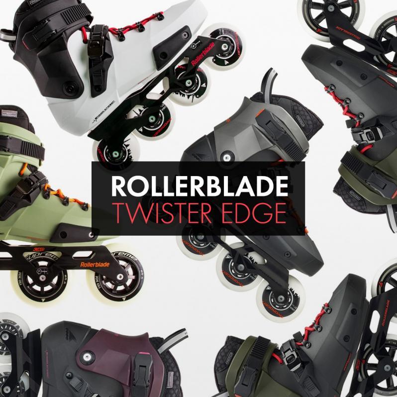 Rollerblade - Twister Edge - Kolekcja 2019