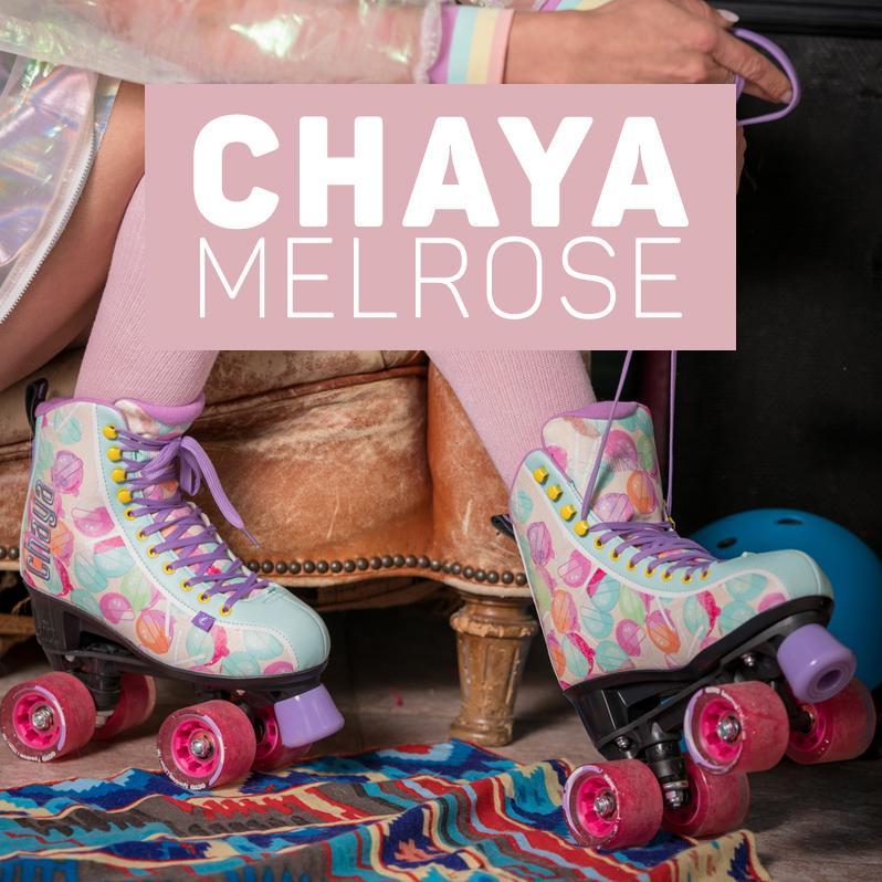 Wrotki do jazdy rekreacyjnej Chaya - Melrose