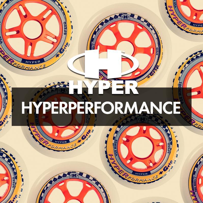 Kółka Hyperformance +G w różnych rozmiarach