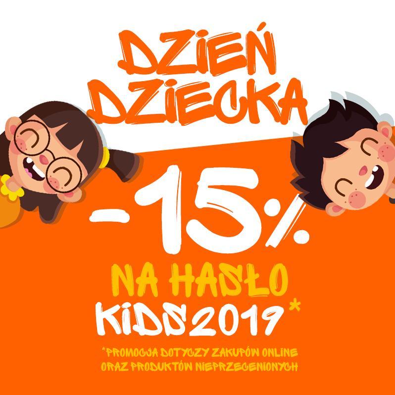 Promocja na Dzień Dziecka 2019!