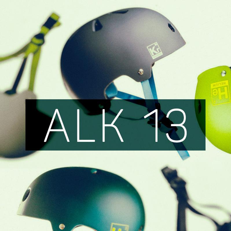 Nowe kaski Alk 13