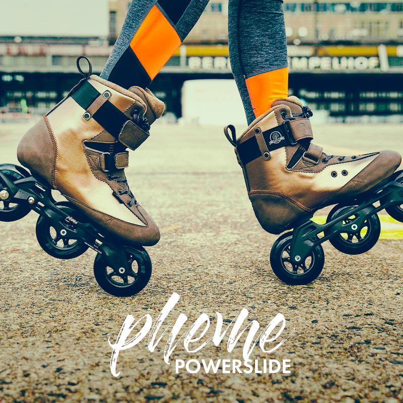 Nowe modele rolek fitnessowych tylko dla kobiet Powerslide - Pheme