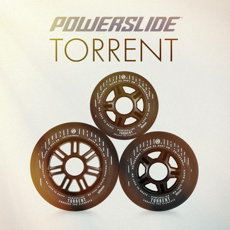 Jak jeździć w deszczu - kółka Powerslide - Torrent