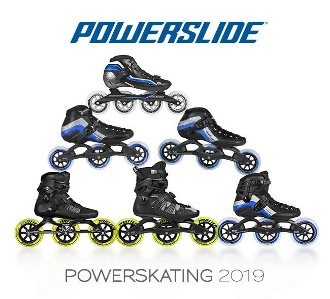 Co to jest Powerskating - kolekcja rolek Powerslide 2019