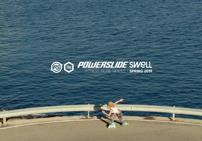 Nowa kolekcja rolek Powerslide - Swell - katalog