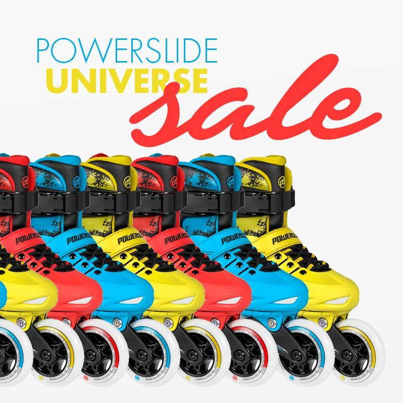 Wyprzedaż rolek dziecięcych Powerslide - Universe