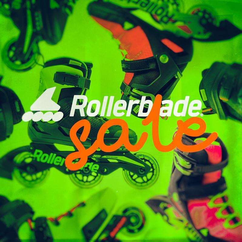 Wyprzedaż rolek, części i akcesoriów Rollerblade 2019