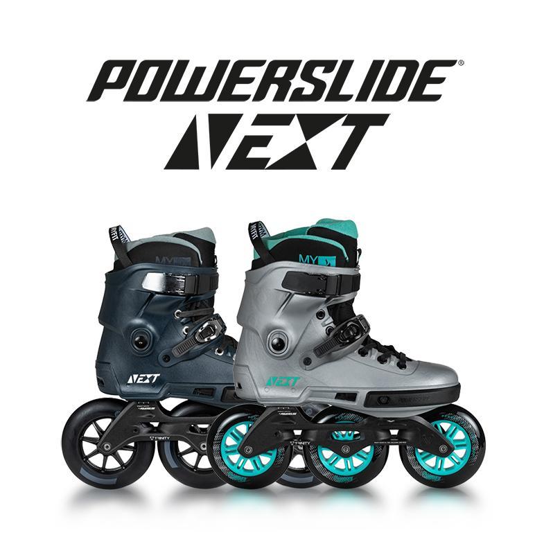 Nowe modele rolek Powerslide - Next - jakie zmiany?
