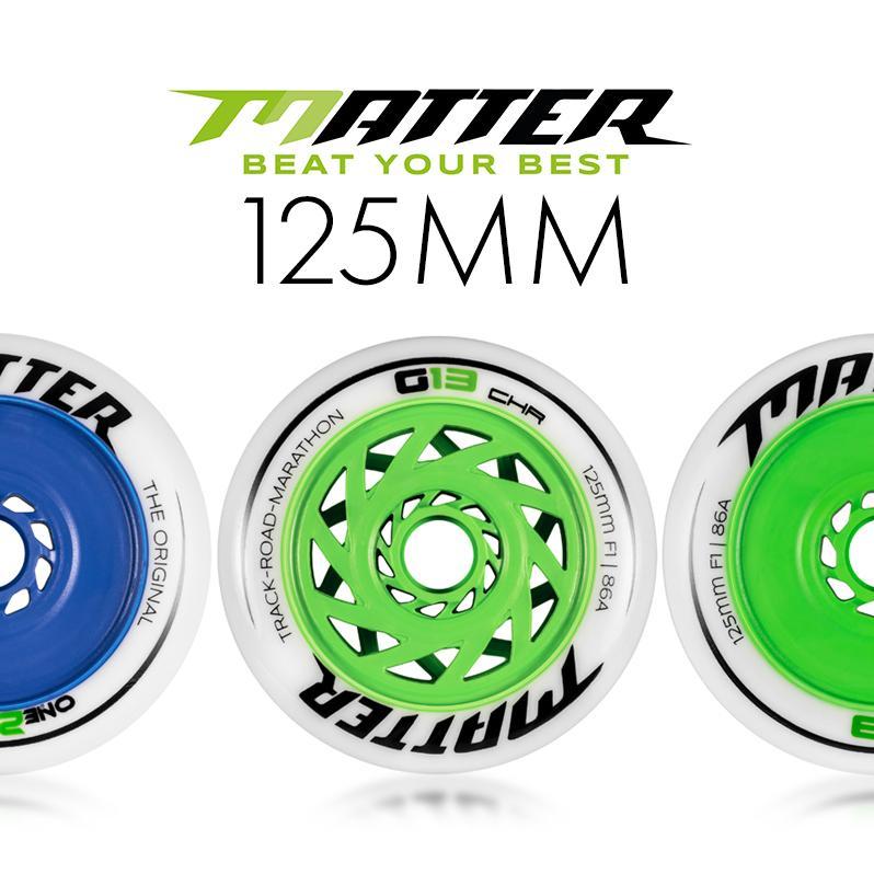 Nowe kółka Matter 125mm - G13 oraz One20Five - jakie są różnice i zmiany