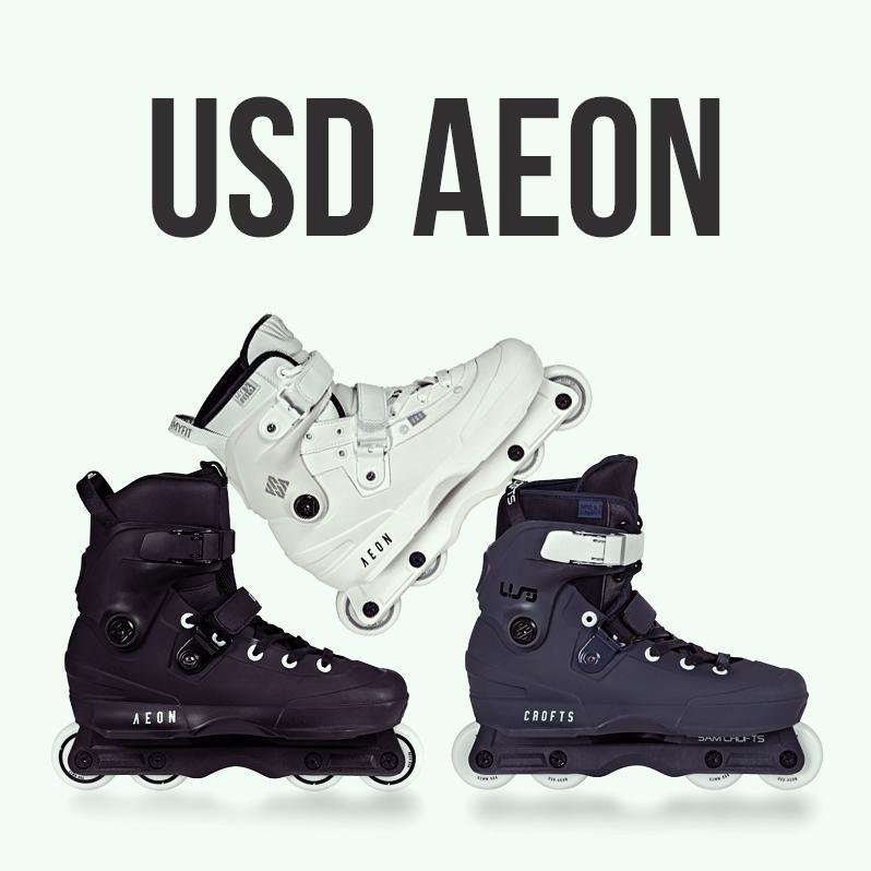 Rolki USD - Aeon 2019 już dostępne!