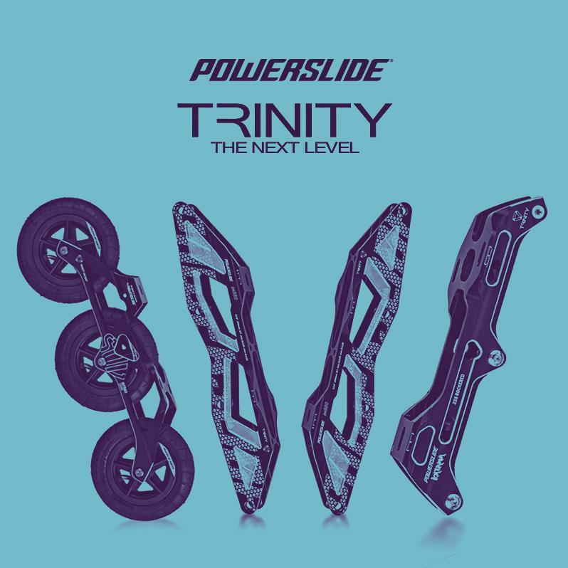 Szyny Powerslide Trinity - Które wybrać?