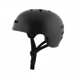 TSG - Evolution Helmet - Satin Black - Powystawowy