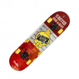 Choke - Comis Series Bird Skateboard