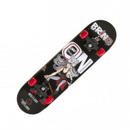 Playlife - Wolflady Skateboard