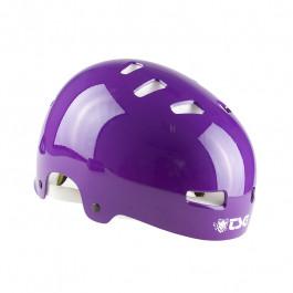 TSG - Evolution Helmet - Gloss Purple