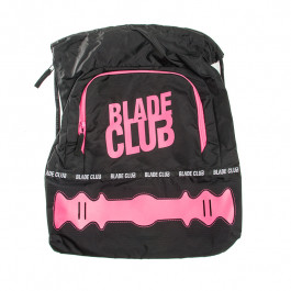 Blade Club - Sports Bag - czarno/różowy
