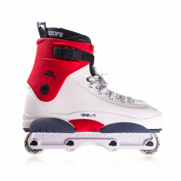 Razors - Genesys 9.1 - White/Red
