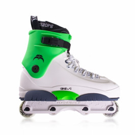 Razors - Genesys 9.1 - White/Green