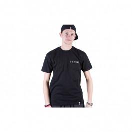 Stygma - Loco Doll T-shirt - Czarna