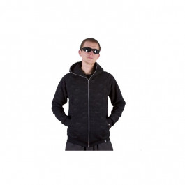 Stygma - Multy Zip Hooded - Czarna