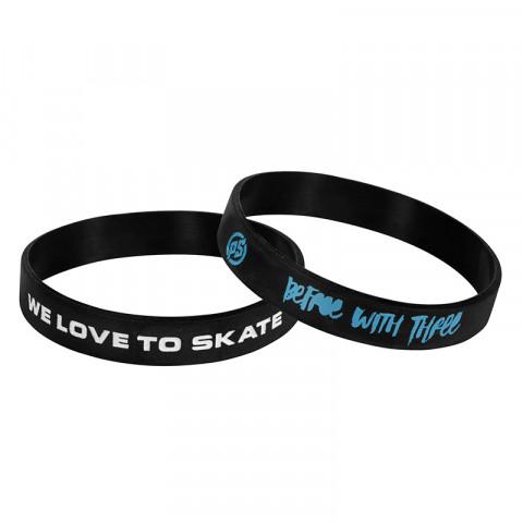 Powerslide - We Love 3 Wheels Bracelet