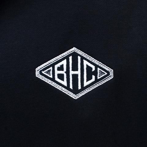 BHC - Classic Hoodie - Czarna