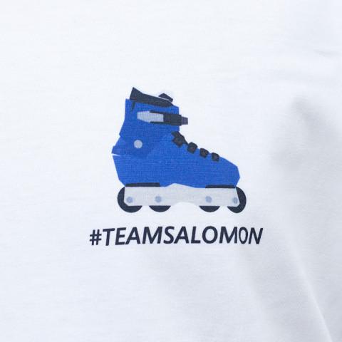 Blade Club - Team Salomon - ST08 - Biała/Blue
