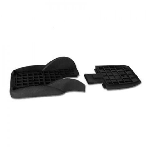 Do Rolek Agresywnych - Usd - Dual Soulplates II - Czarne - Zdjęcie 1