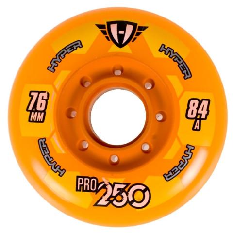 Kółka - Hyper - Pro 250 76mm/84a - Pomarańczowy - Zdjęcie 1