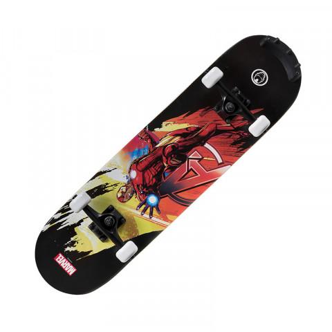 Powerslide - Iron Man - Fire Blaster