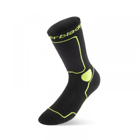 Rollerblade - Skate Socks - Czarno/Zielony