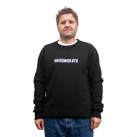 Hedonskate - Classic Sweater 2019 - Czarny