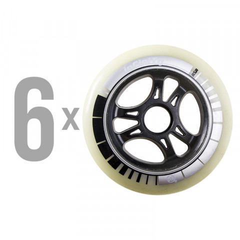 Powerslide - Infinity SHR 110mm/86a (6 szt.)