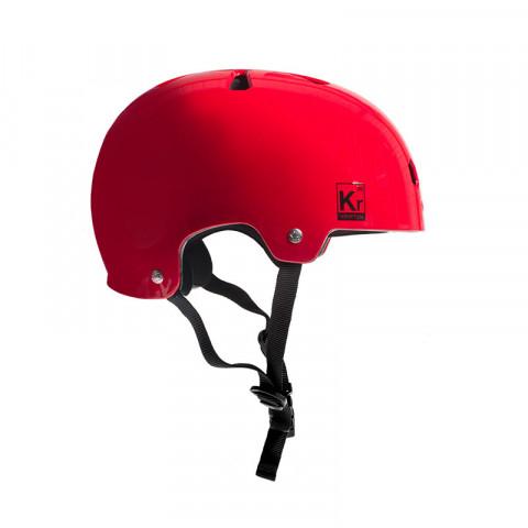 Kaski - Kask Alk 13 - Krypton Kask - Czerwony Błyszczący - Zdjęcie 1