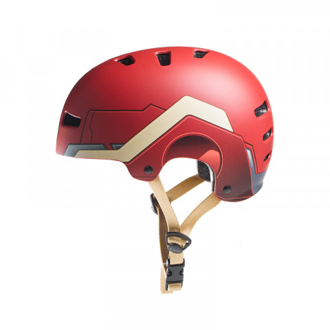TSG - Evolution Youth Helmet - Steel - Powystawowy