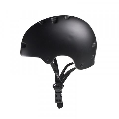 TSG - Evolution Youth Helmet - Black - Powystawowy