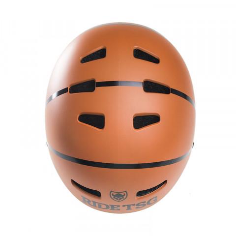TSG - Evolution Helmet - Dunk - Powystawowy