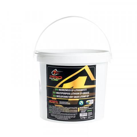 ProLube - Lithium EP Grease 4,5kg - Żółty