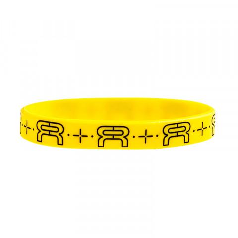 FR - Wristband 202mm - Żółto/Czarna