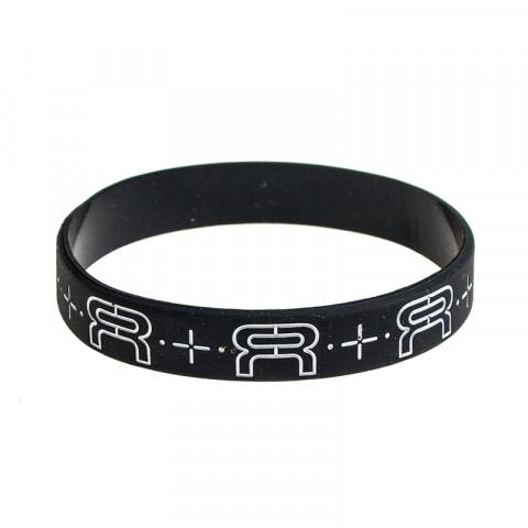FR - Wristband 202mm - Czarno/Biała