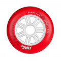 Powerslide - Spinner 100mm/88a Full Profile - Czerwone (1 szt.)
