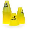 Seba - Slalom Cones - Żółte (20 szt.)