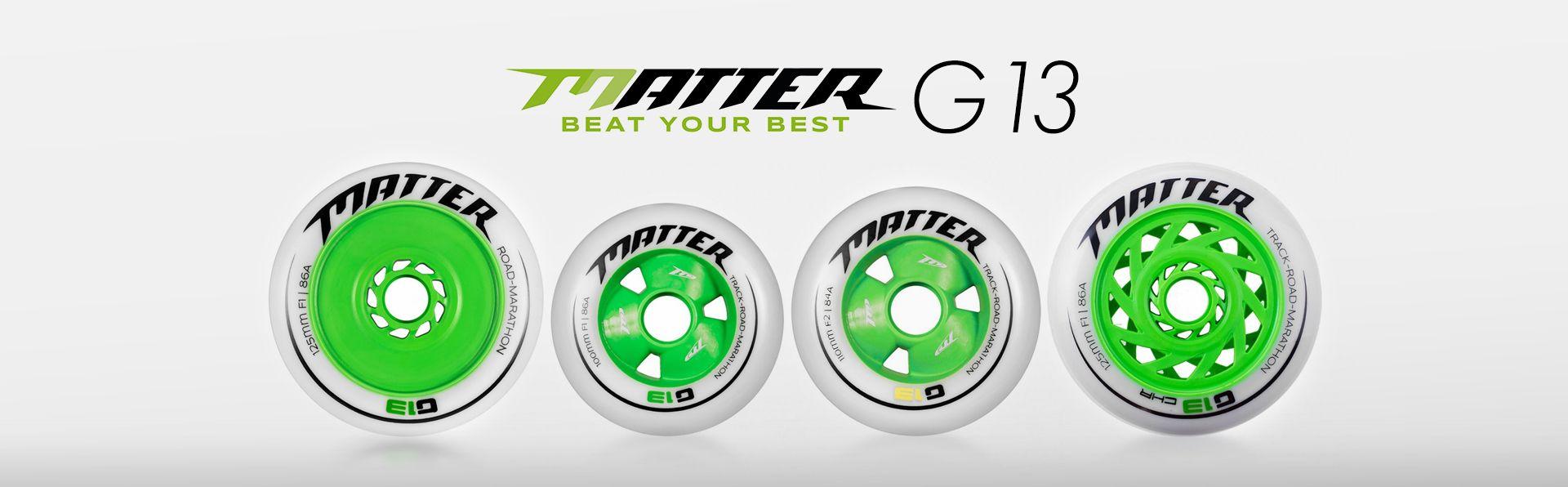 Matter - G13