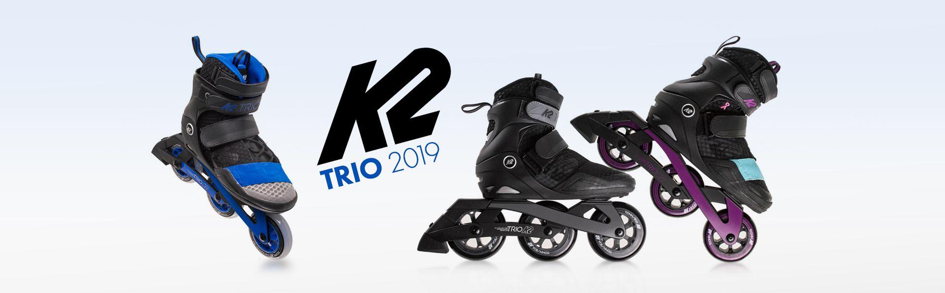 K2 - Trio