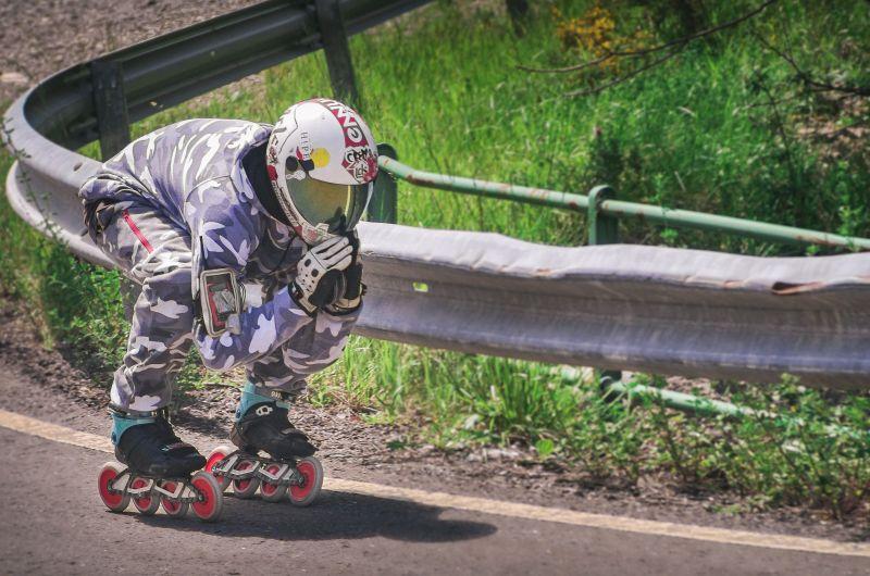 Powerslide - DH350 Trinity Downhill Frame 13,8''/350mm