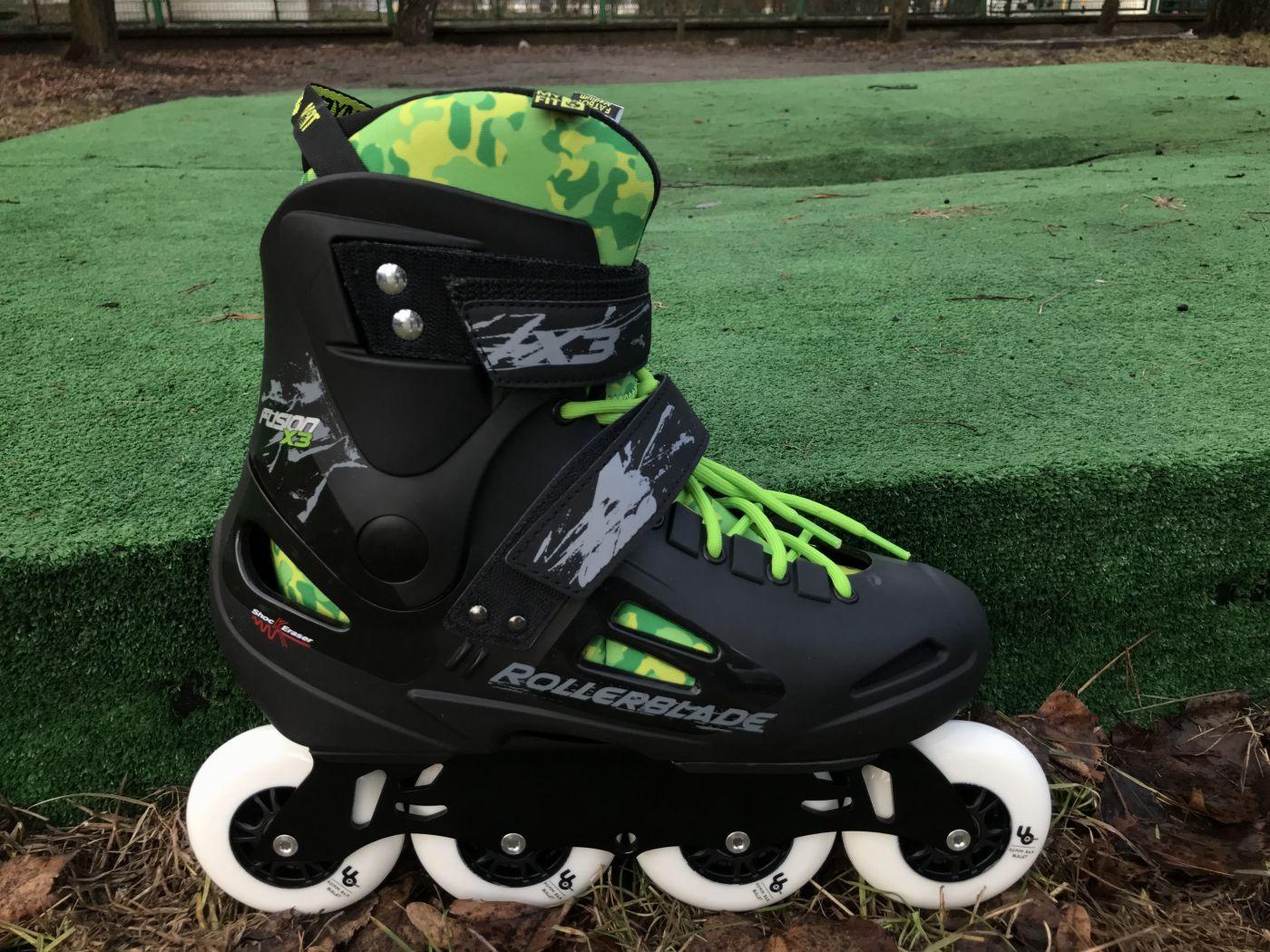 Rollerblade - Fusion X3